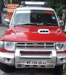 Mitsubishi Pajero SFX 2.8, 2011, Diesel
