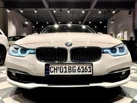 BMW 3 Series 320d Luxury Line, 2016, Diesel