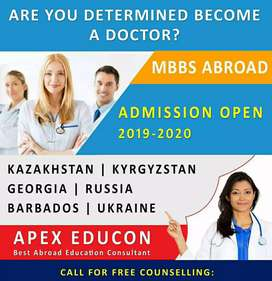 Get Admissions in Medical MBBS