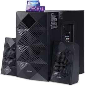 NEW F&D A180X 42 W Portable Bluetooth Home Theatre  (Black, 2.1 Channe