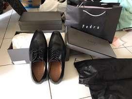 Sepatu pedro original / sepatu pantofel, formal, kerja / no tas, baju