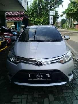 Toyota Vios G at 2014, tangan pertama, km 29rb, pajak panjang