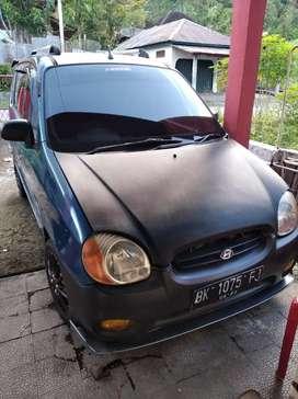 Hyundai atoz 2000 (BUILD UP)