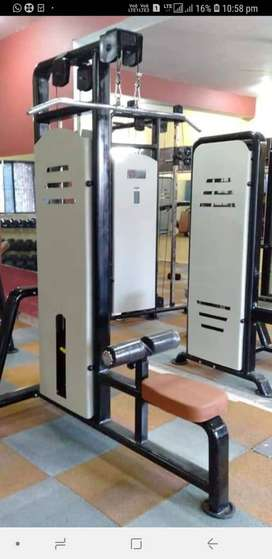 BRANDED LOOKS GYM SET UP