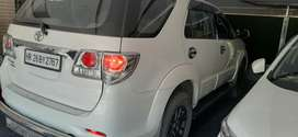 Toyota Fortuner 3.0 4x2 Automatic, 2013, Diesel
