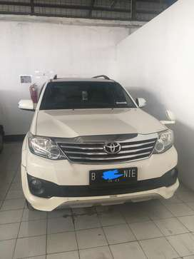Toyota fortuner G luxury 2.7 A/T