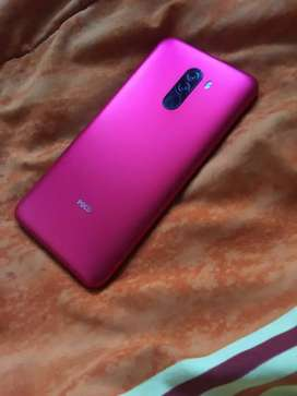 POCO F1 (Gaming phone) 3 MONTH'S SUPER CONDITION