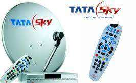 TATA SKY HD BOX 999