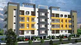 Booking open for 3 bhk flat for sale with  90% loan facilty.