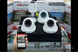 AGEN kamera CCTV 2MP~5mp murah, online via HP free pasang instalasi