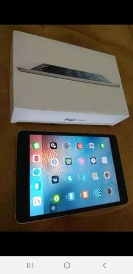 Ipad mini 1 16g cell/wifi barang mulus lengkap dos