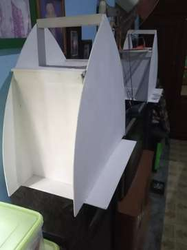 Kotak ampau piramid