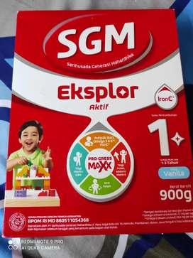Jual susu SGM 1plus 900gram