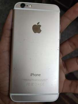 This is my iphone 6/64 gb good cindition