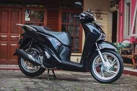 Honda SH150i Hitam