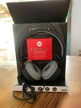 Boom headset new one