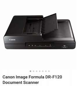 Cannon scanner DR-F120