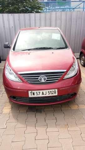 Tata Indica Vista LS TDI BS-III, 2012, Diesel