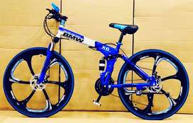 NEW AUDI,HUMMER,BMW 21 GEARS FOLDABLE CYCLE