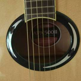 Dijual gitar yamaha apx 500II original