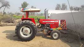 New tractor 375