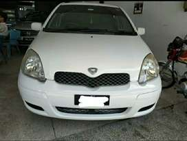 Toyota vitz model 2003 on good condition installment