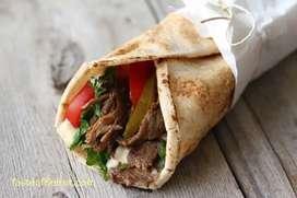 Arabic/Lebanese shawarma maker/chef