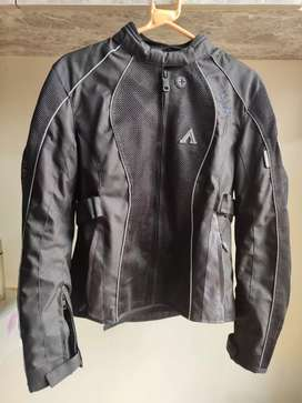 ASPIDA Venus Women's Mesh Jacket (Black)
