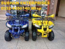 Self Start Automatic _ Gear System ATV Quad Online `Deliver in All Pak