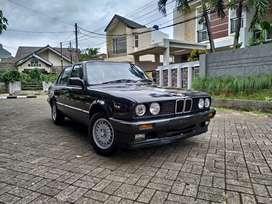 BMW E30 M40 1990 Malachite Green