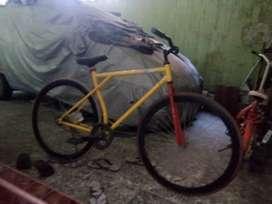 Dijual sepeda model pixie