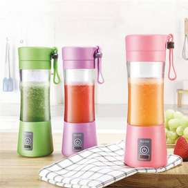 Portable Blender Juicer for ice Blender Cup Usb Rechargeable Beach Smo