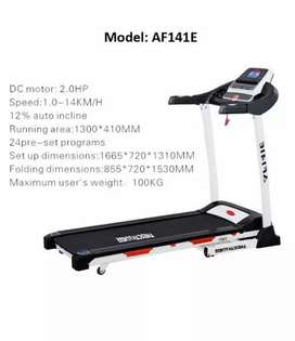 New box pack treadmil started 50000 ,0306(2340499)call my no