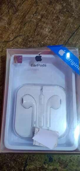 Headset iphone earpods