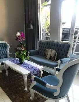 Sofa tamu custom