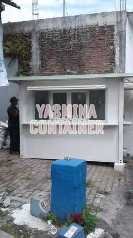 CONTAINER/BOOTH/SEMI CONTINER/STAND/CONTAINER KIOS MODIFIKASI