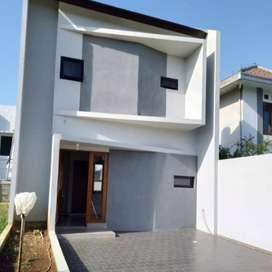 Rumah Mewah 2 Lantai Dengan Harga 1 Lantai