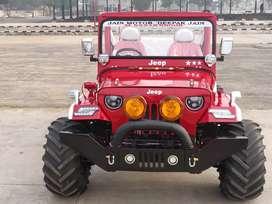 AJAY modified jeeps