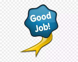 Ad posting online and call center job available staff required male/fe