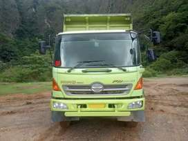 "Hino Lohan FM 260 JD dump truk 2013/2014 Rp 500jt. NoPol ""L"" sby"