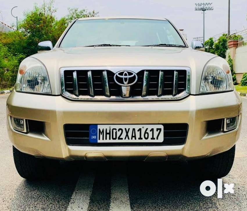 Toyota Land Cruiser Prado VX, 2005, Petrol 0