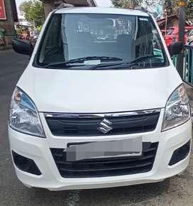 Maruti Suzuki Wagon R LXI, 2017