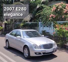 Mercedes-Benz E-Class 1993-2009 280 Elegance, 2007, Petrol