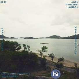 2,000 M2 Tanah dekat Pantai Pao-Pao Sekotong Lombok barat T484