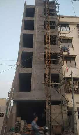 2BHK Flat for Sale Rajkot , Akshatnagar main Road