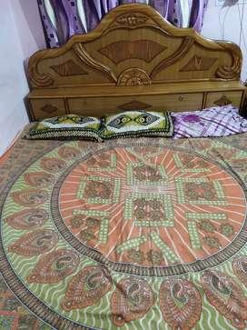 Maharaja Double Bed