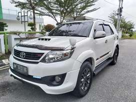 Fortuner TRD Vnt turbo diesel Automatic th 2014