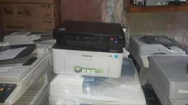 Mobile phone attachment Wifi Photocopier with printer scanner