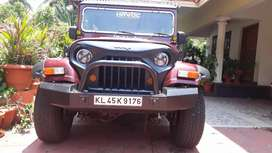 Offroad bumper for thar