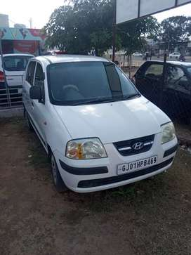 Hyundai Santro Xing 2007 CNG & Hybrids Well Maintained